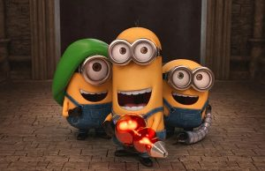 First job tips from your favourite minions to guide you to success.