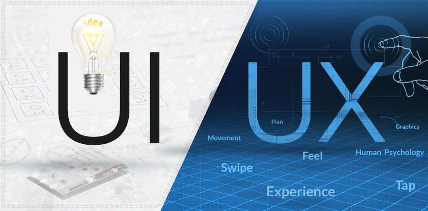The dual components of User Interface Design and User Experience Design. (Image: Linkedin)