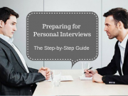 All you need to know about clearing personal interviews at campus placements and otherwise.