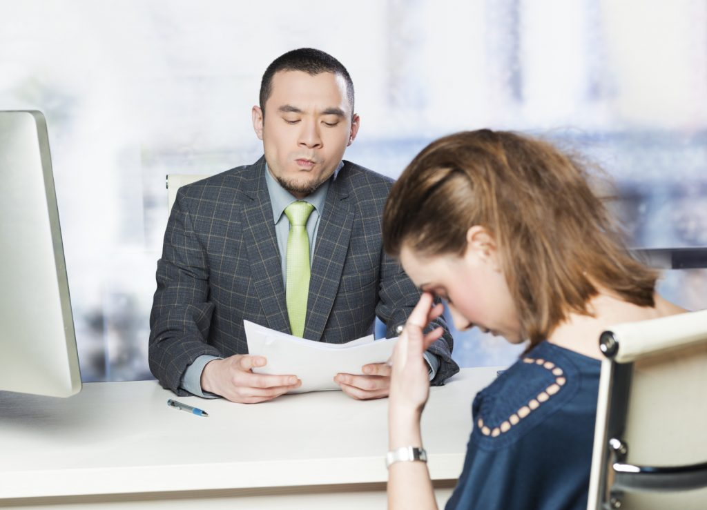 Your chances at the interview are dependent on your performance here. Prepare and practice. (Prospect Personnel)
