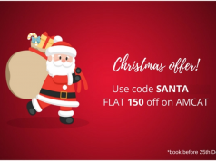 AMCAT Christmas offer to make your Christmas so much sweeter.