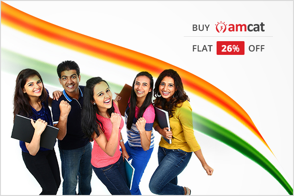 The AMCAT Republic Day offer is here.