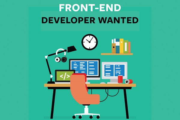 Be a Frontend Developer with fresher jobs in Gurgaon.