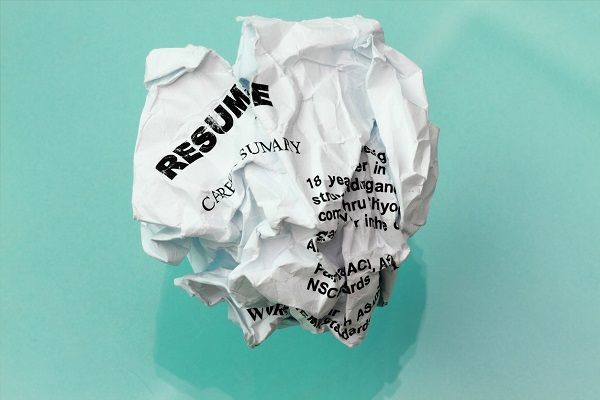 Resume mistakes that might get you rejected even when you have the qualifications.