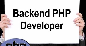 AMCAT Back-End Developer (PHP) certification will set you on a right path!