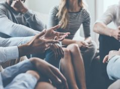 The key to succeeding at a group discussion is listening.