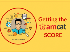 Getting the AMCAT score