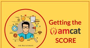 Getting the AMCAT score