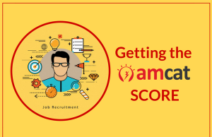 Getting the AMCAT score - This is how you can check your AMCAT result.