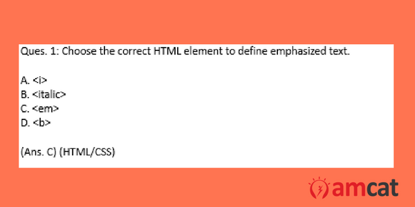 One of the many sample questions for Web Developer JAVA certification.