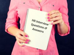 Presenting the most common HR interview questions with answers.