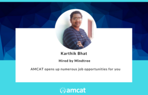 AMCAT test to help you find the job you want!