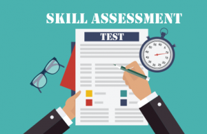 skill assessment test