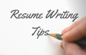 Resume writing tips to help you craft a perfect job resume.
