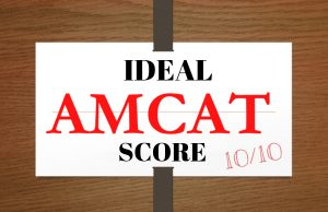 ideal amcat score