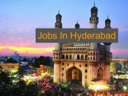 jobs in hyderabad