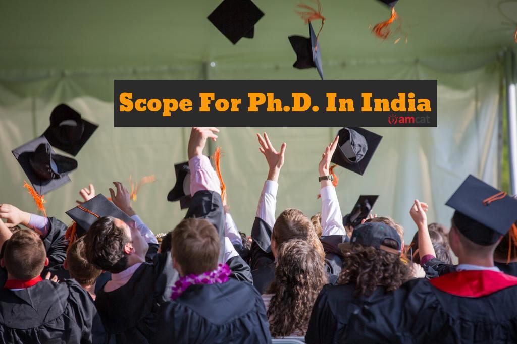 Ph.D. in India