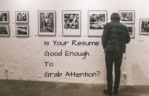 Job resume