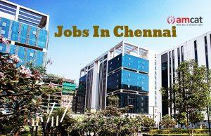 fresher jobs in Chennai