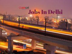fresher jobs in Delhi