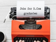B.Com graduates