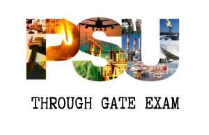 PSUs through GATE exam