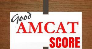 good amcat score