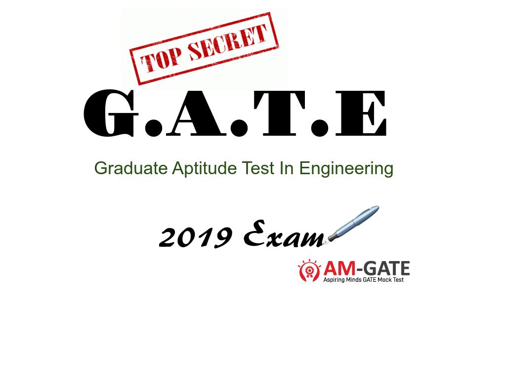 success in the gate exam