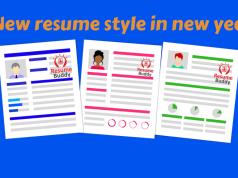 job resume 2019