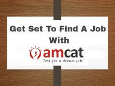 job through amcat