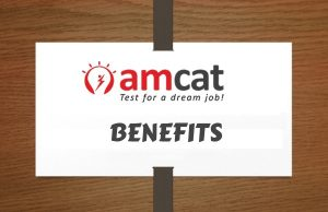 benefits from amcat exam
