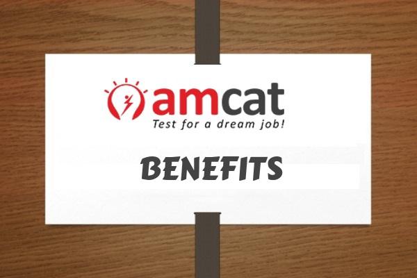 benefits from amcat exam