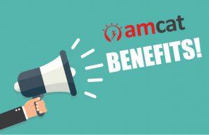 benefits of amcat exam