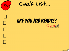 job readiness checklist