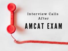 job interview calls after AMCAT Exam