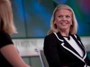 IBM chief talking about job skills