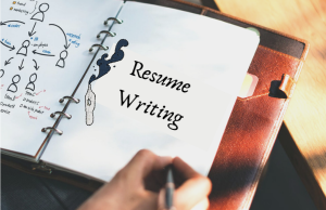 Resume Writing - resume for freshers