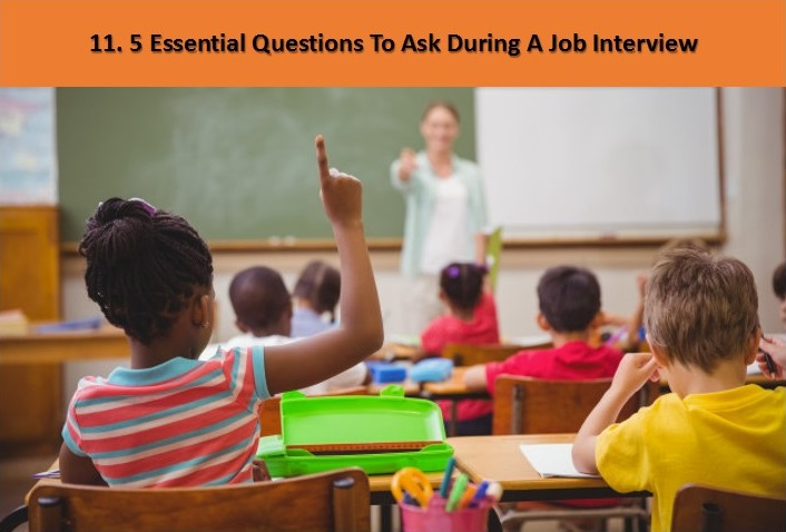 ask interview questions