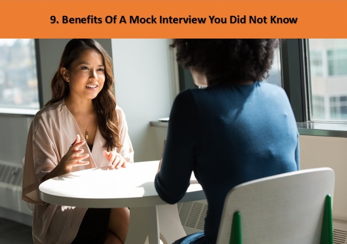 benefits of mock interview