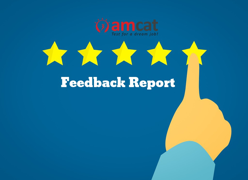 amcat feedback report
