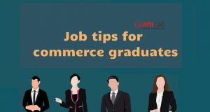 commerce graduate jobs tips