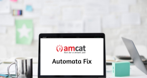 AMCAT exam - Automata Fix syllabus