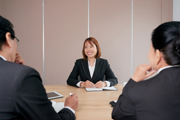 job interview  rules about manners and etiquette