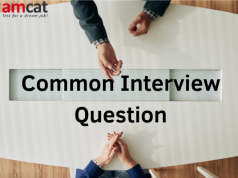 Common Interview Question