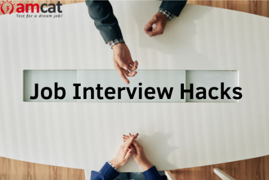 Job Interview Hacks