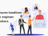 Resume headlines for engineer freshers.