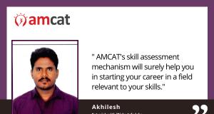 AMCAT exam success stories