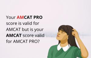 AMCAT PRO score validity