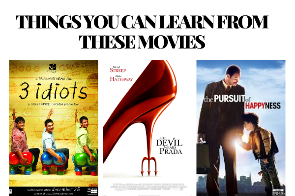 Job interview things you can learn from these movies