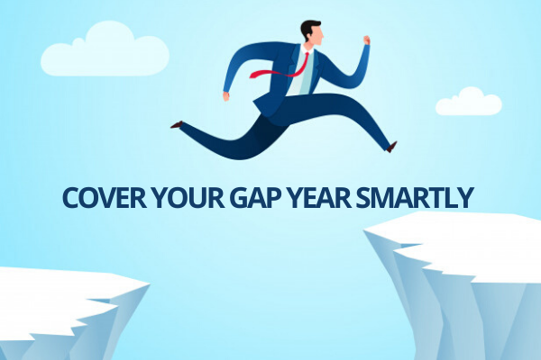 Learn how to cover your gap year in your job resume